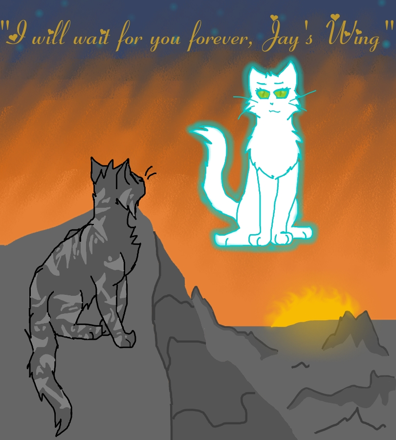 I will wait for you forever by icestorm