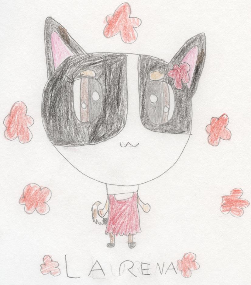 My character Larena by ichigo8809