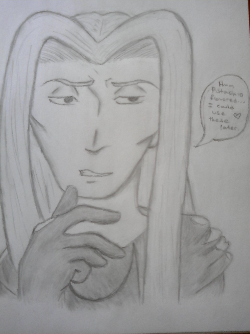 Vexen...  -Gift for Tei Rei by idoodle