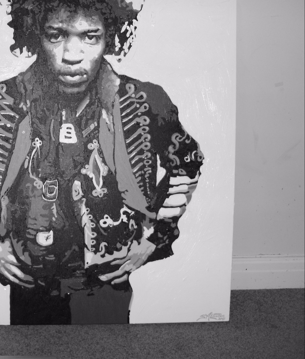 Hendrix by imagery