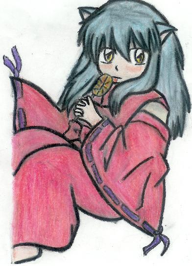 inuyasha by inuyashaandsora