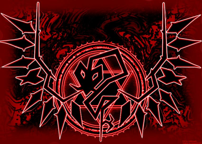 Flandre symbol thing by italktowalls