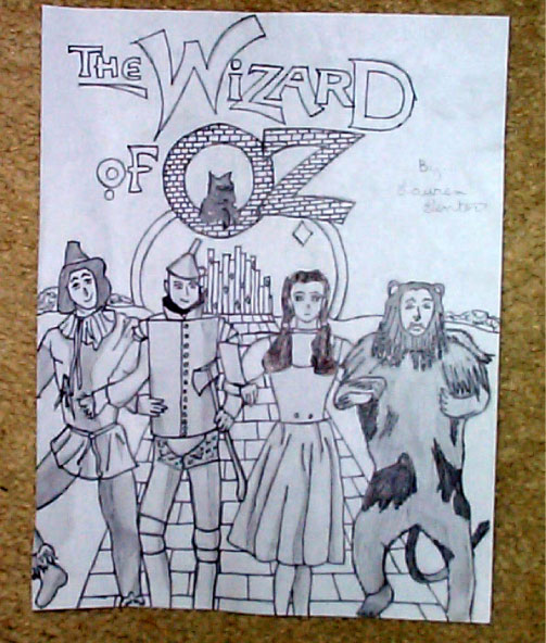 The Wizard of Oz by ithilgwenn15237