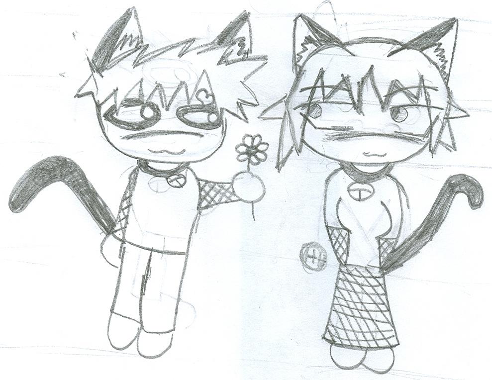 gaara and me by ivygaara