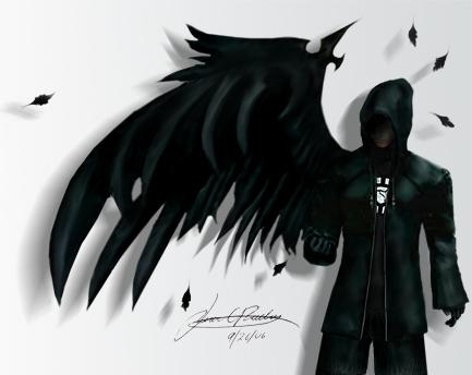 Dark Wing by J1Carlos