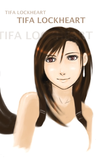 Tifa! by Jack1