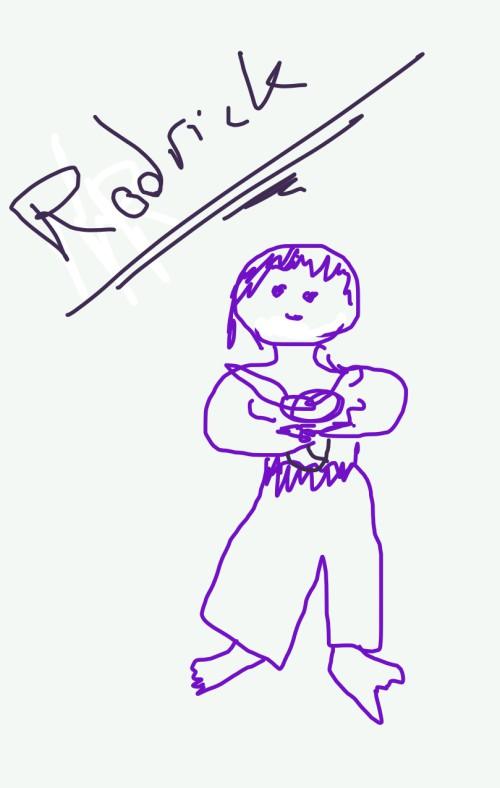 Rodrick by Columbo by Jadis