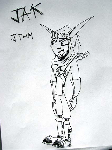Jak *JTHM* by JakDepidtor