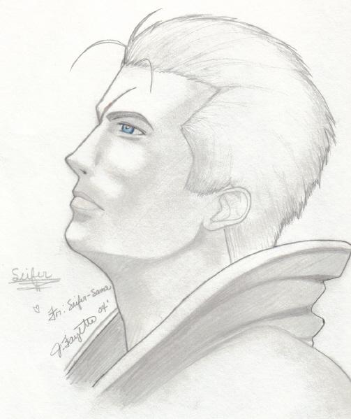 !!! Seifer for Seifer-Sama !!! by JarJarrBinx6