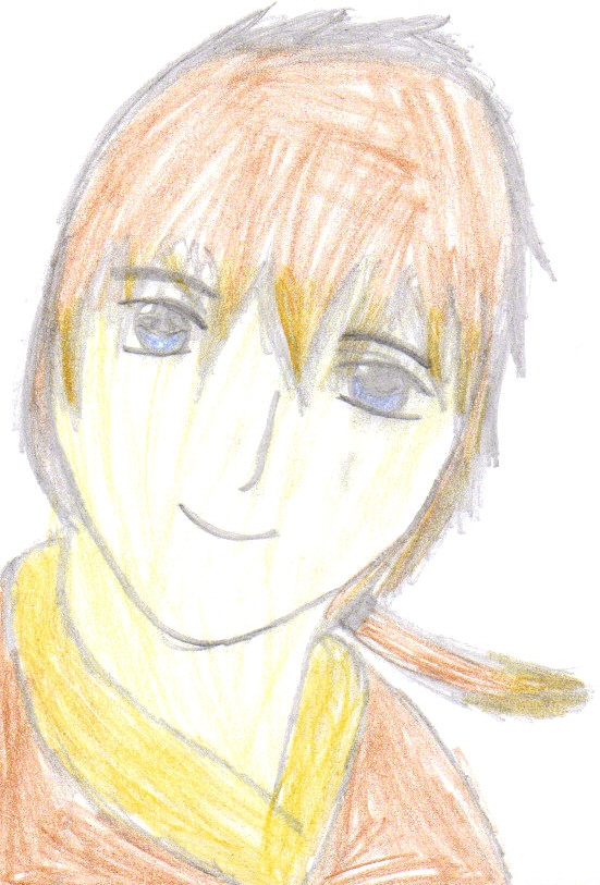 Cliff from harvest moon by Jbelle
