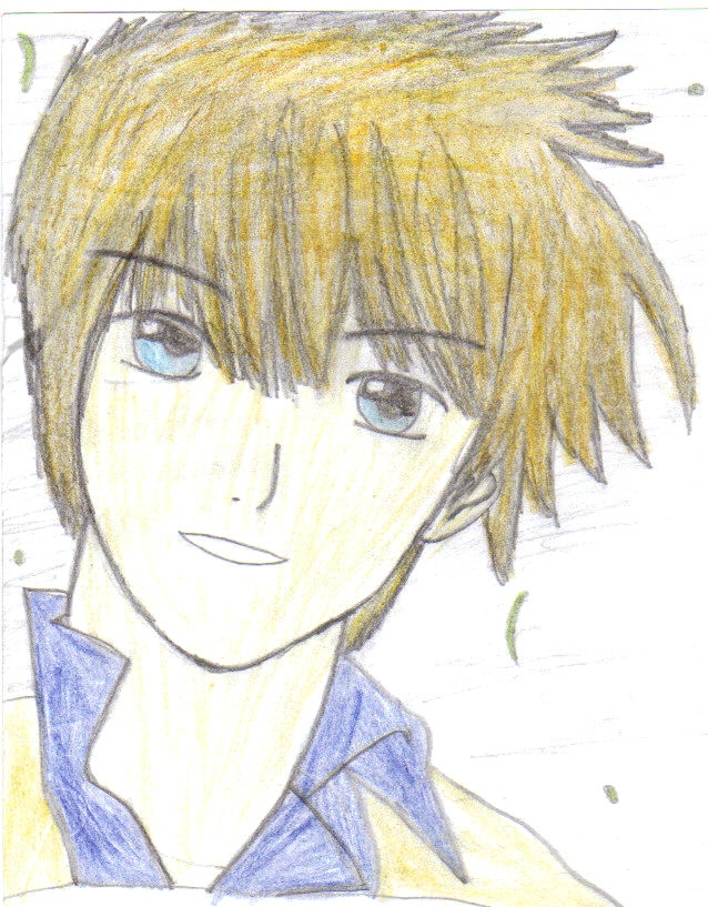 Gray from harvest moon by Jbelle