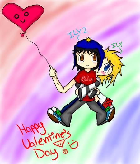 Valentine's Day by Jessasarus