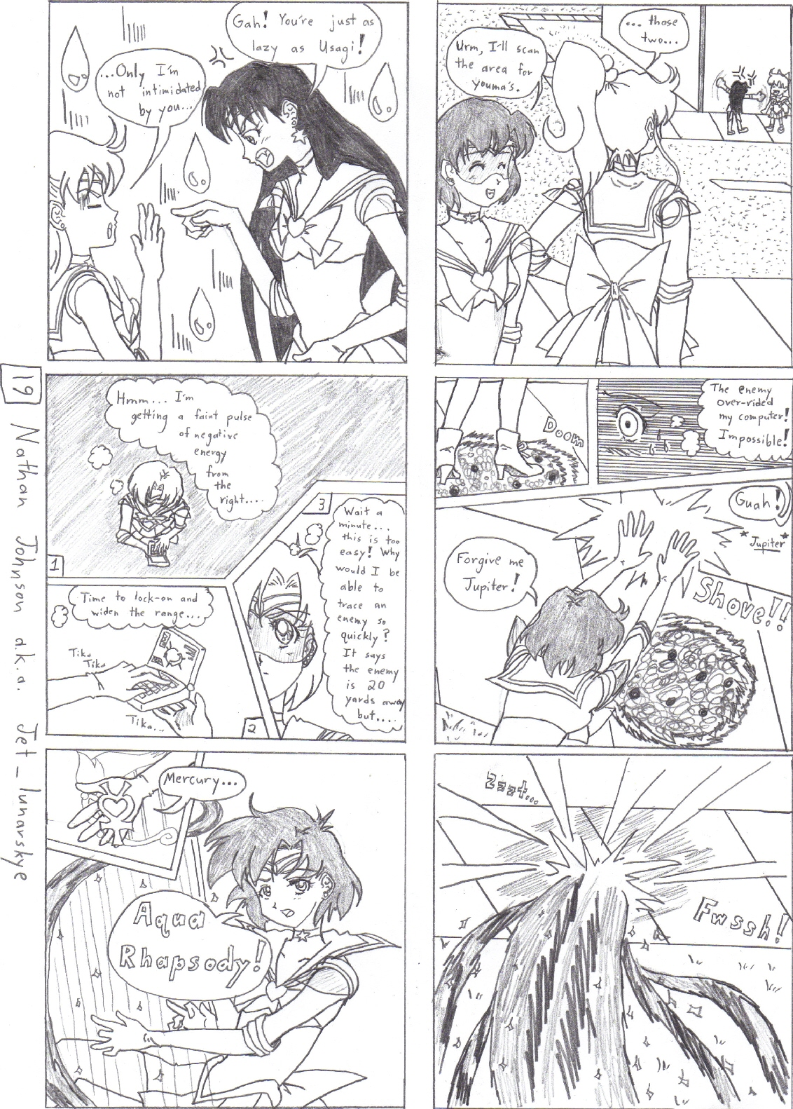 Sailor Moon Stars: Nightmare Soldier page 19 by Jet_lunarskye