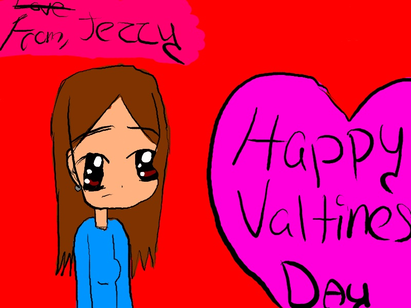 Happeh (late) Valtines Day FAC! by JezzyChanTehOrginal