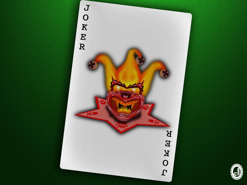 The Joker's Wild by Jhihmoac