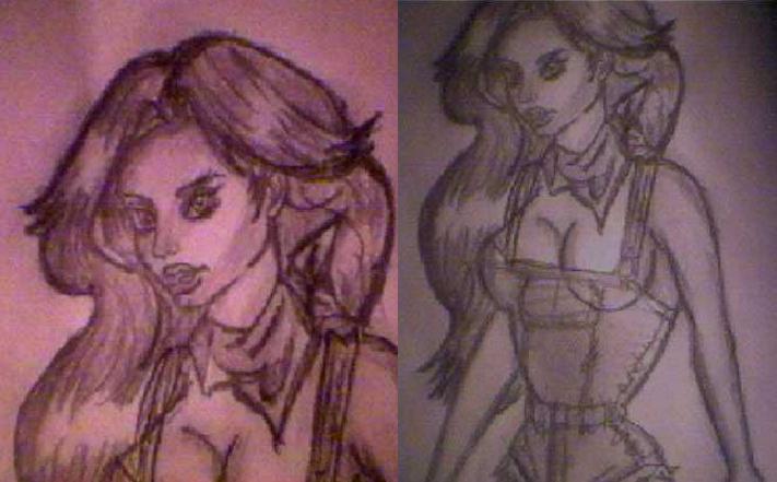 =-=-Sexy Malon-=-= by Jill_V