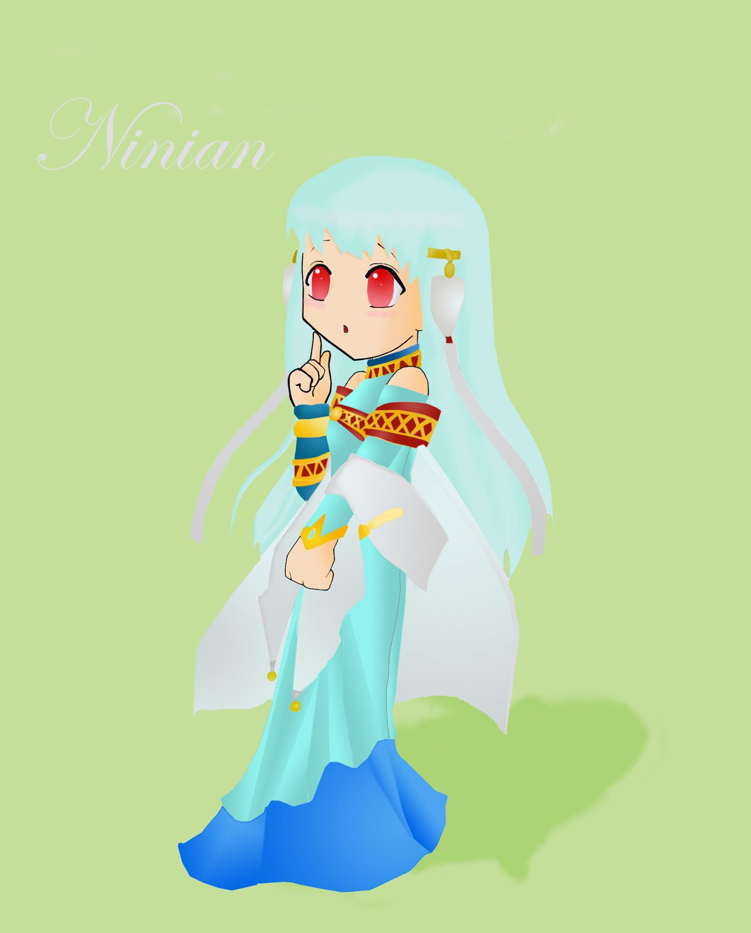 Chibi Ninian by Jinshu