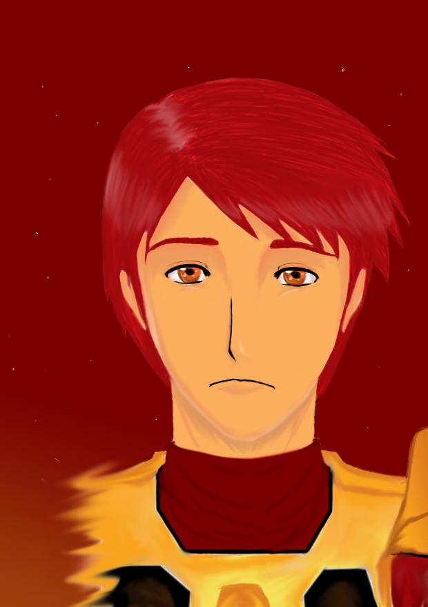 Human Vakama (request for morphin) by Jinshu
