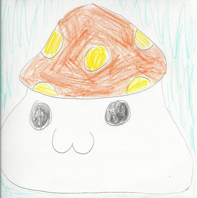 Maple Mushroom by Jinxers