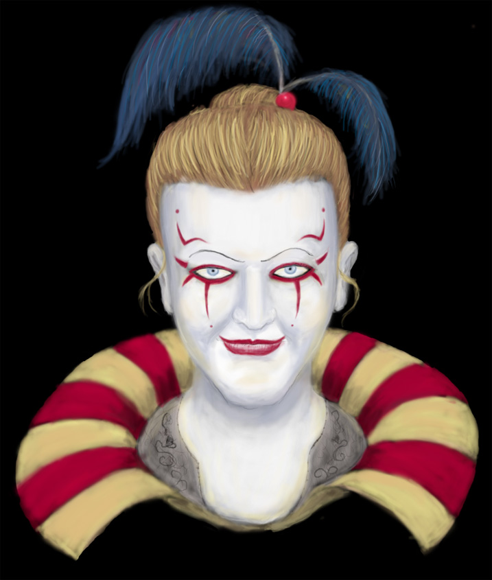 Kefka Final by John325