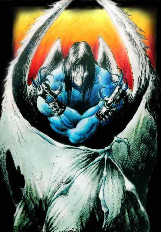blue angel II by Juan_David