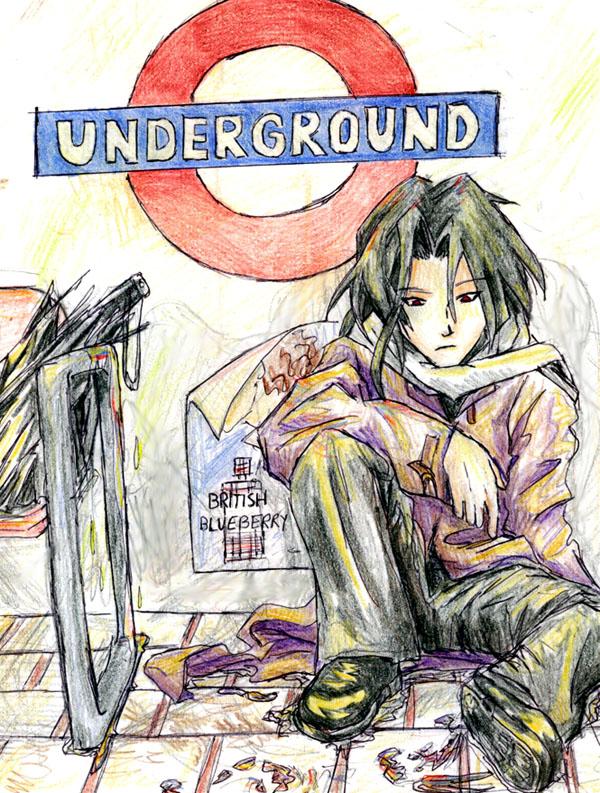 Vincent -  London Bishi - Underground by jameson9101322