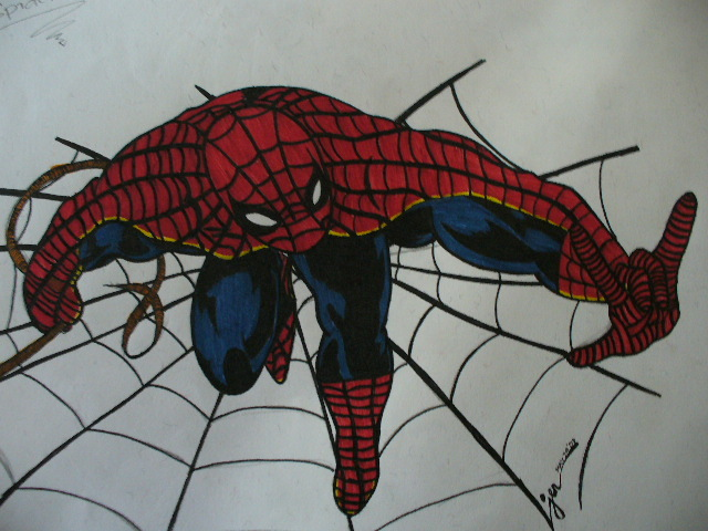spider man.. by jenice05