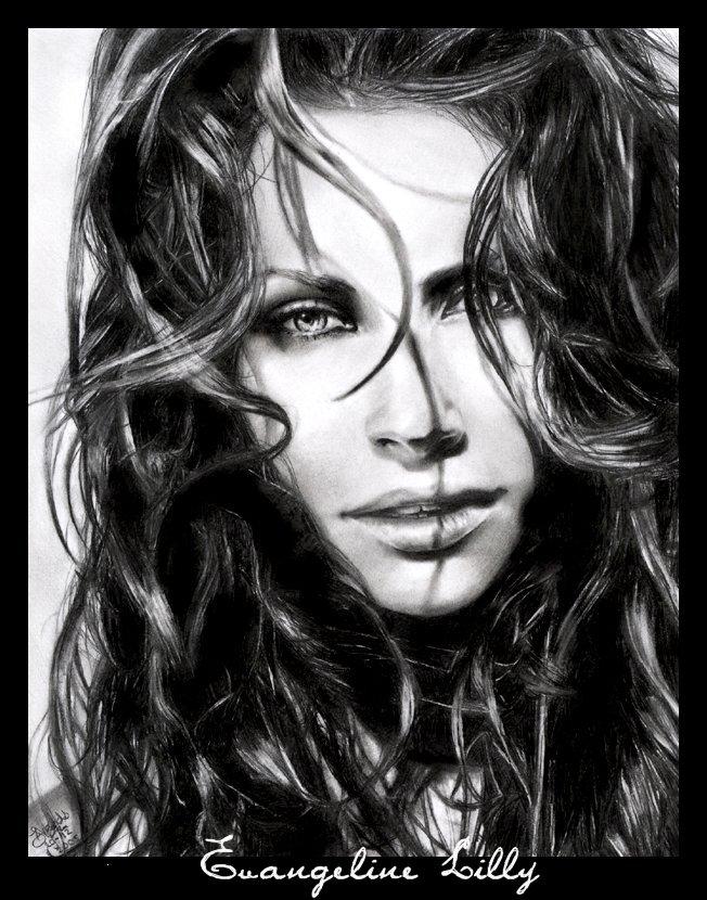 Evangeline Lilly 2 by jessie