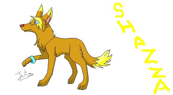 A dingo? by jetphantomflame