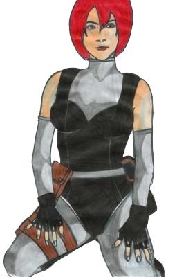 Regina by jill-valentine