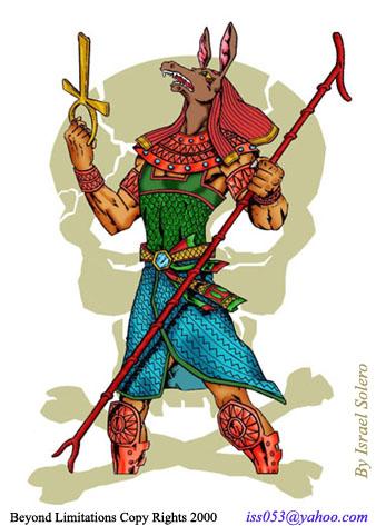 alpha: Seth god of chaos by jira