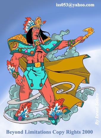 alpha: YACAHU (Supreme Deity) by jira