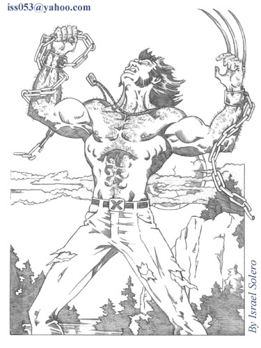 alpha: Wolverine Unchained by jira