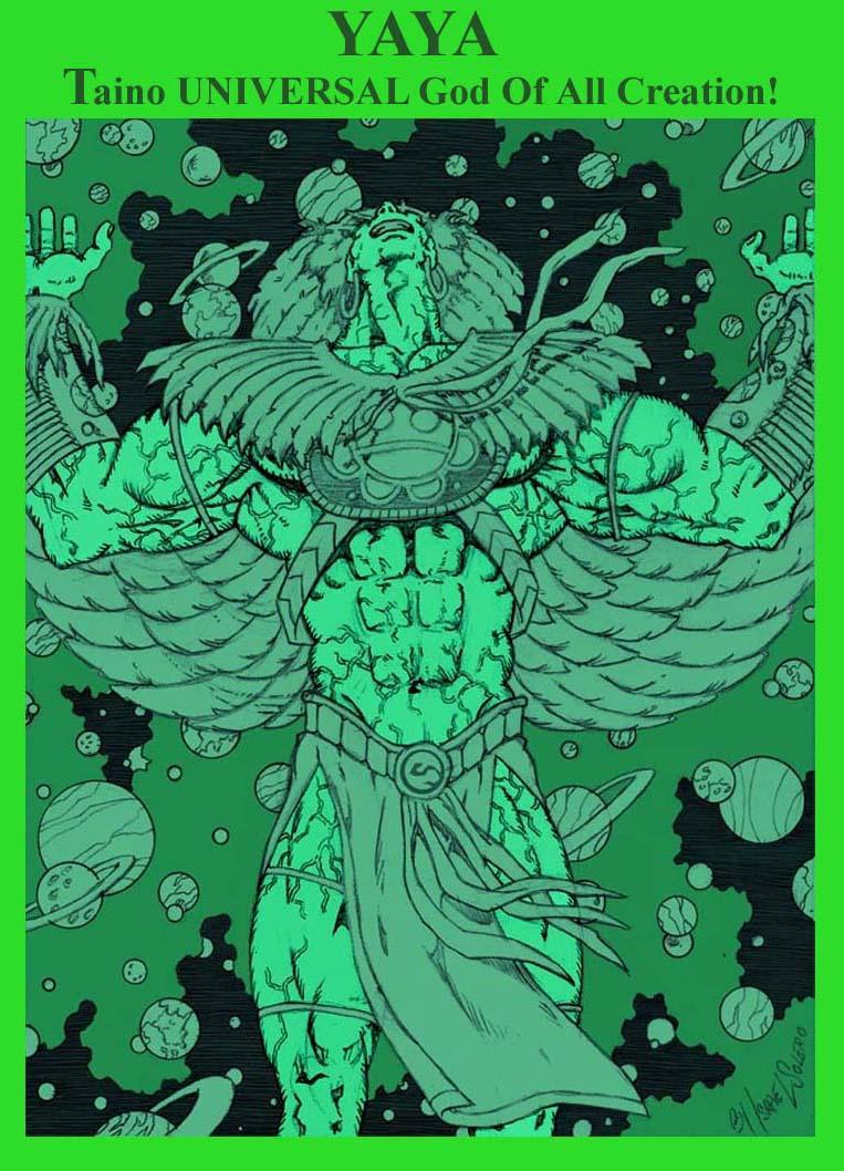 alpha: YAYA Supreme creator of gods by jira