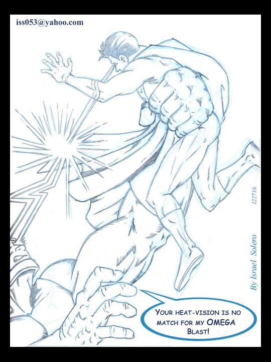 SUPERMAN vs. DARKSEID  (prelim) by jira