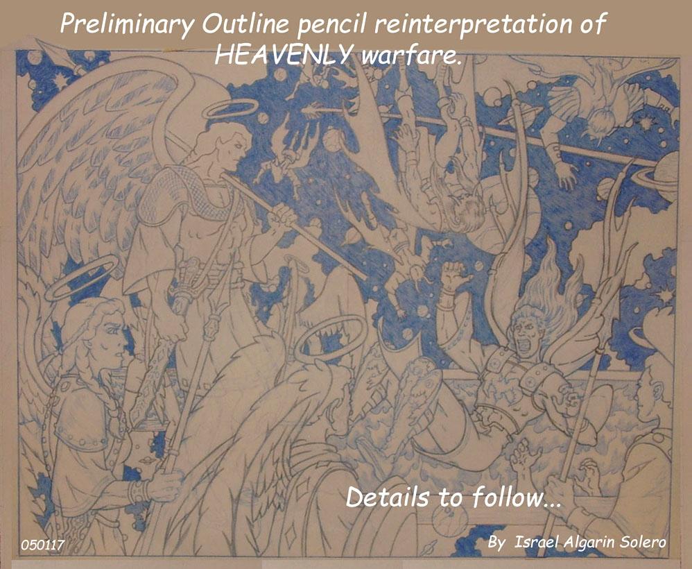 Spiritual Conflict (prelim) by jira