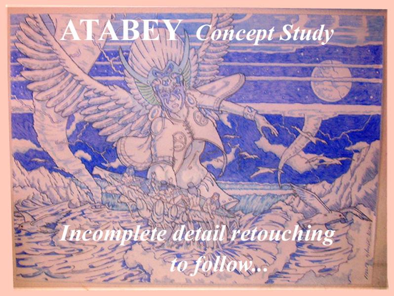 Arawak/Tain: ATABEY  (prelim) by jira