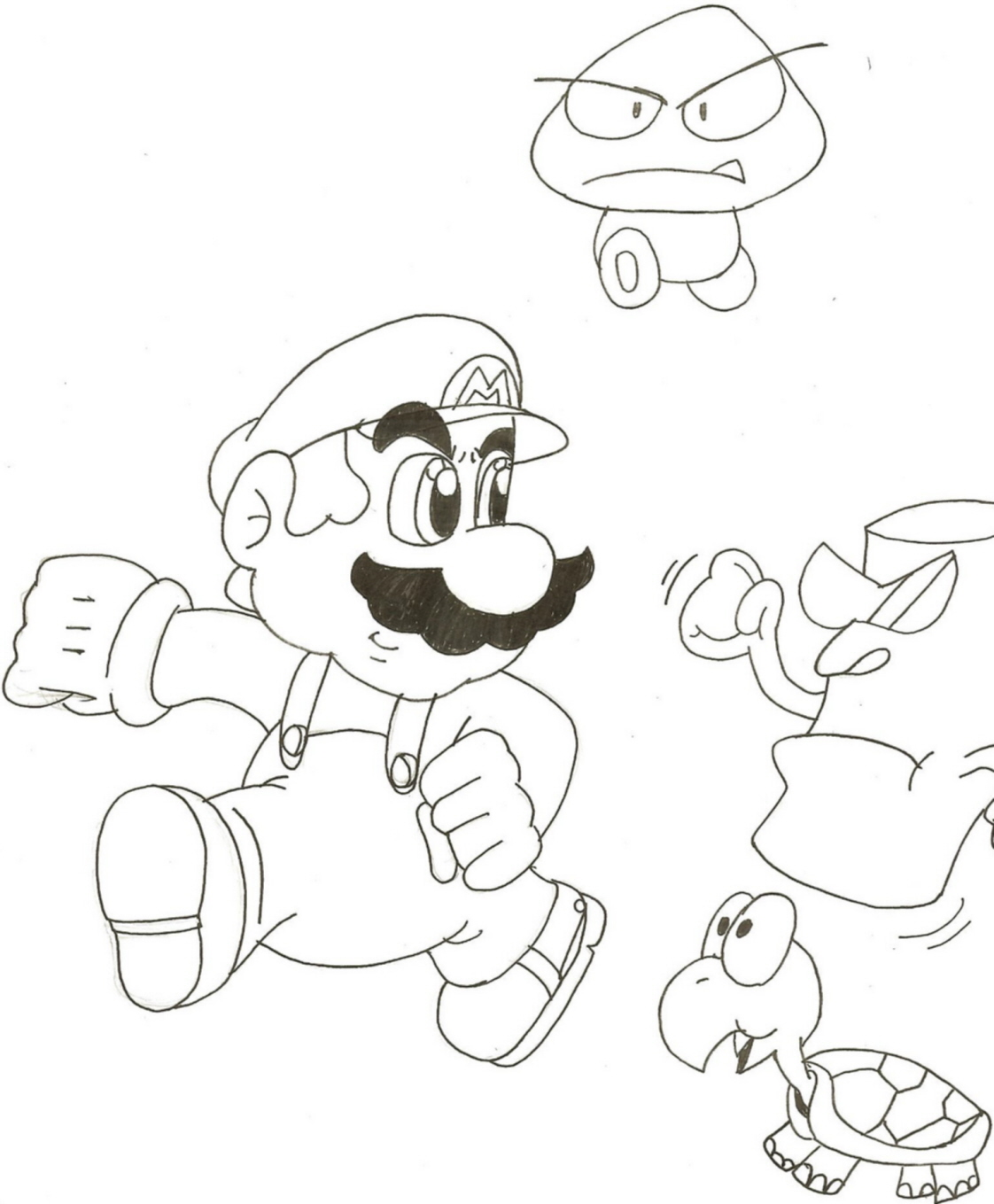 Super Mario Land by jkgoomba89