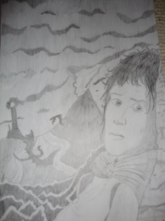 Frodo Baggins by josej
