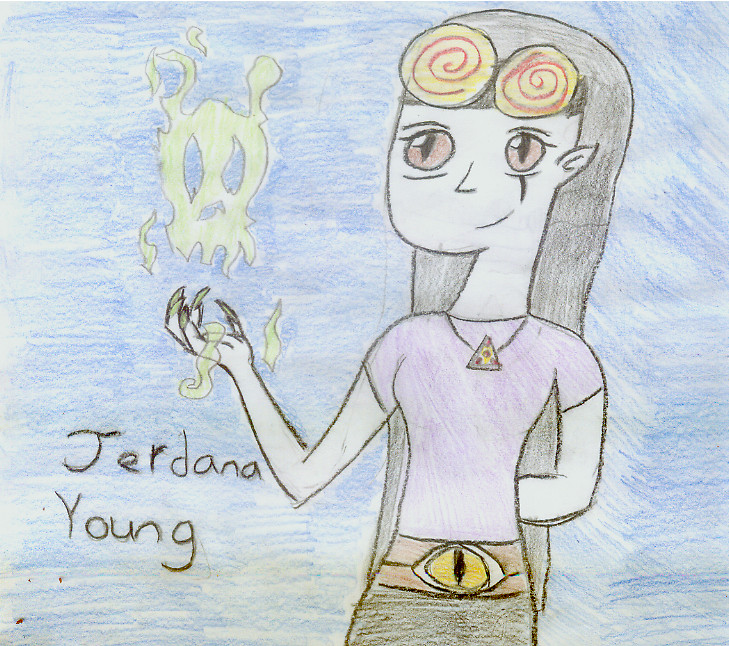 Jerdana Young by junkie998