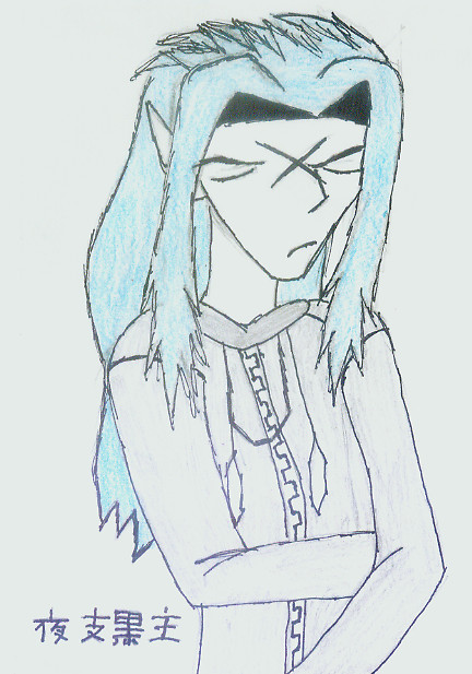 Saix: the Luna Divider by junkie998