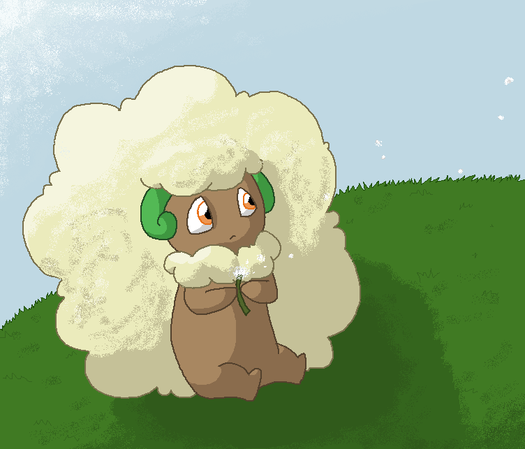 Whimsicott by KHwolf