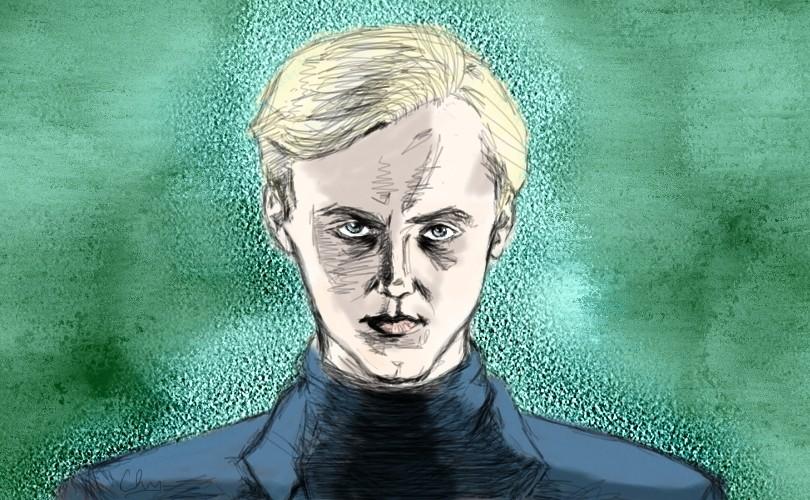 Draco by K_moon