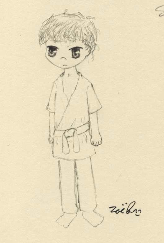 Little Luke by Kaede-chan