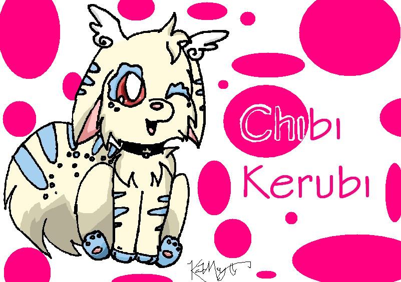 Chibi Kerubi by KaiHien