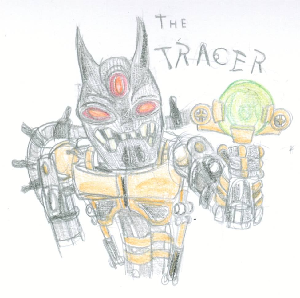the Tracer by Kalta_the_FactKeeper