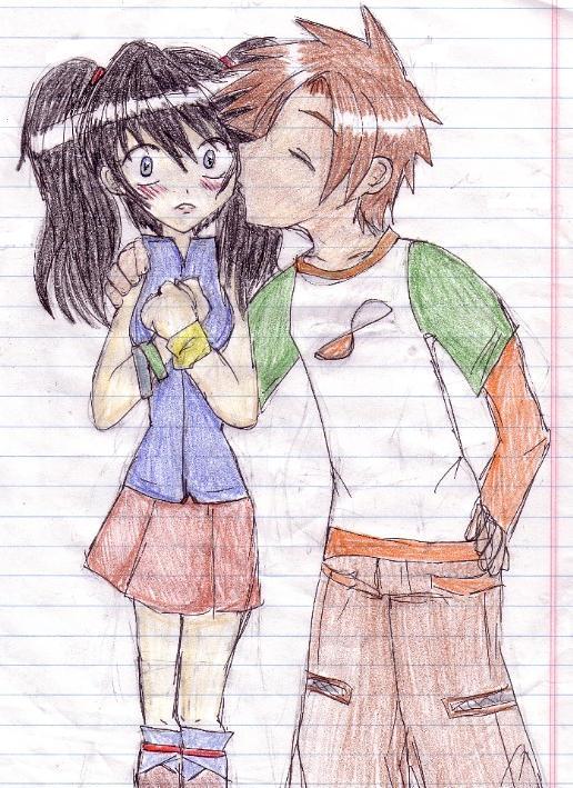 Rai's Kiss by Kamai