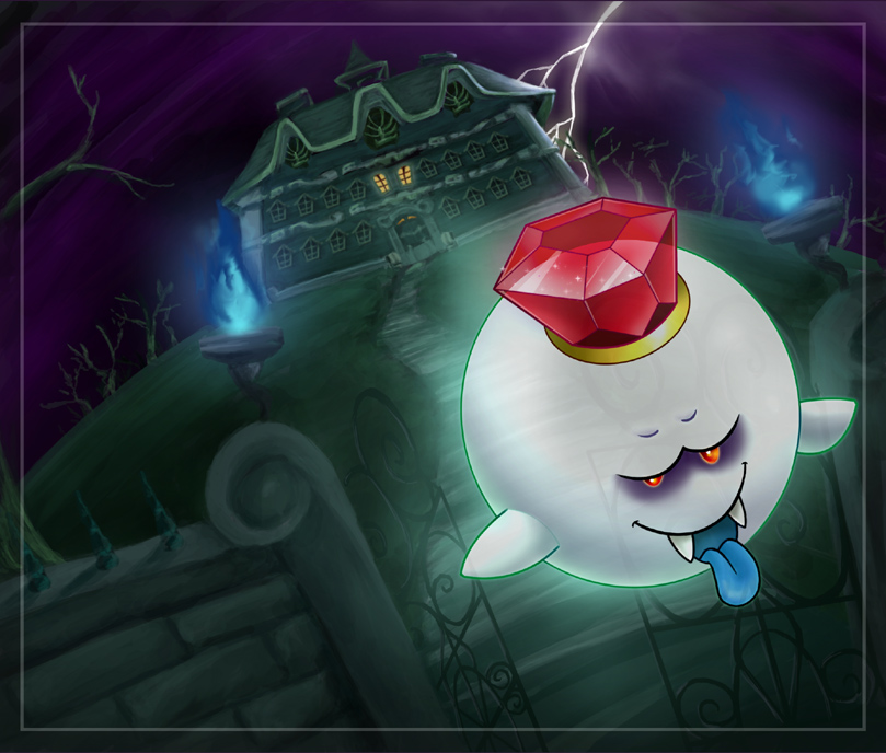 King Boo by KaptainH
