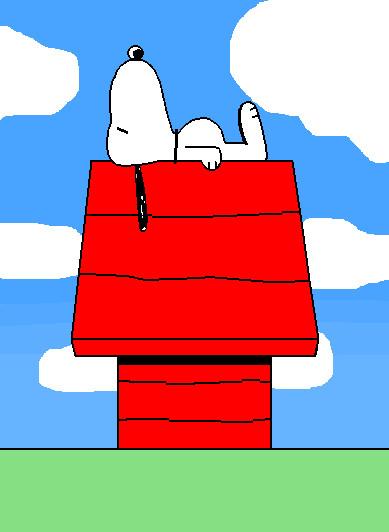 Snoopy by Kari-1994