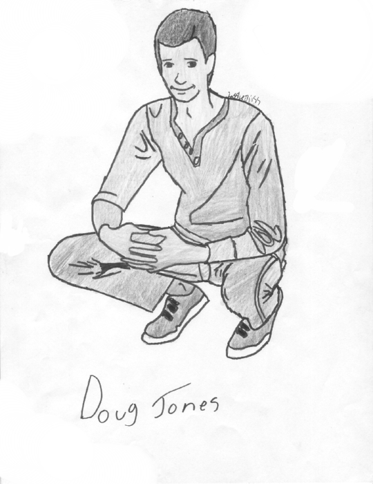 Doug Jones by Karra_Kroenen